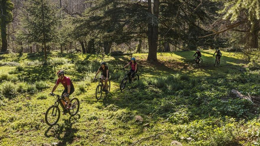 L'Ajuntament de Llançà convida a fer e-bike per l'Albera