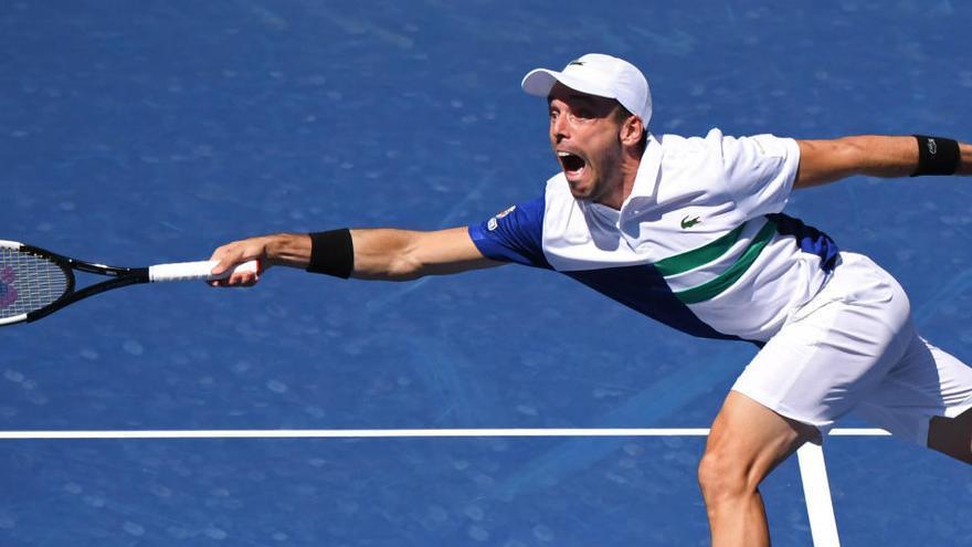 Bautista se despide del US Open eliminado por Pospisil