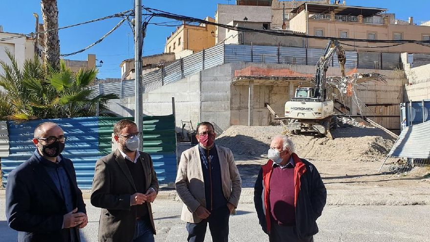 Los vecinos de la calle Portijo volverán a sus casas diez años después