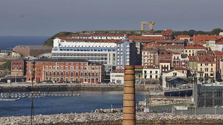 El plan urbanístico de Cimadevilla será modificado para el hotel de cinco estrellas