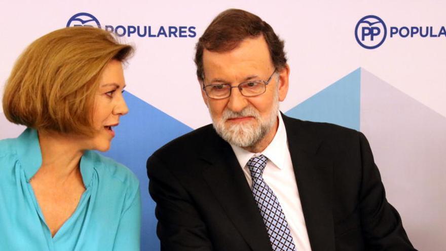 Uns àudios relacionen Rajoy i Jorge Fernández Díaz amb l'espionatge a Podem