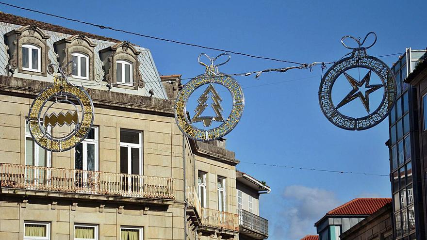 """Pontevedra planea un Nadal """"de poca gente, restrictivo, tratando de generar animación"""""""