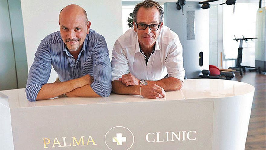 Palma Clinic auf Mallorca feiert Zehnjähriges mit Oktoberfest