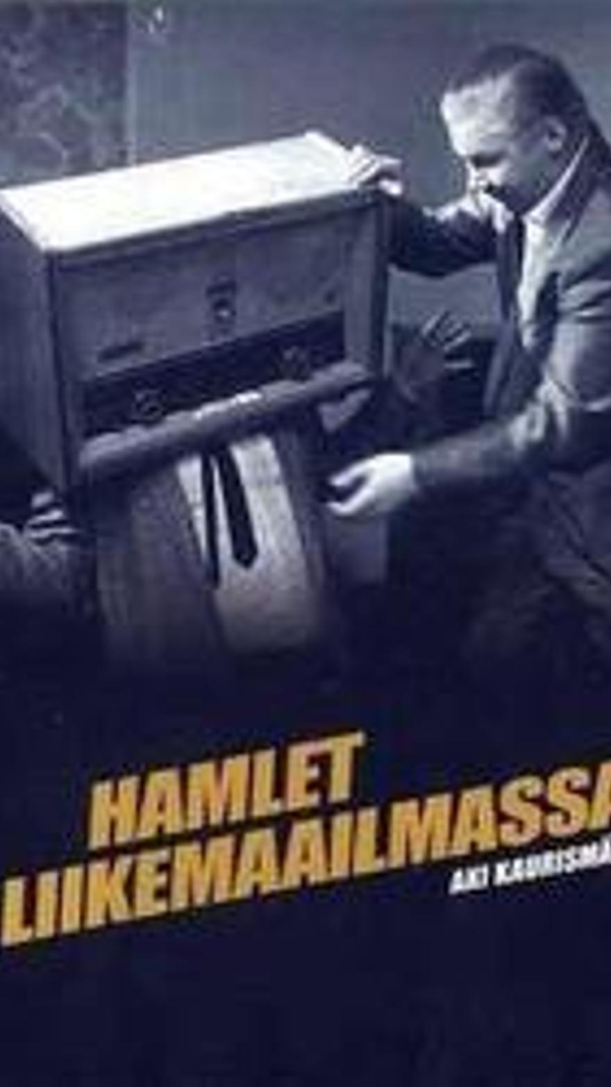 Hamlet se mete a hombre de negocios