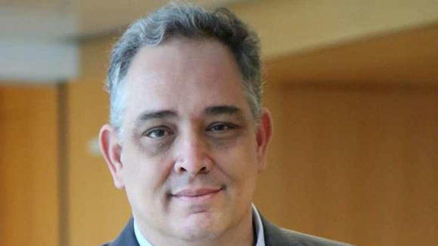 """Miguel Ángel González San Román: """"La digitalización es ya factor clave para luchar contra el cambio climático"""""""