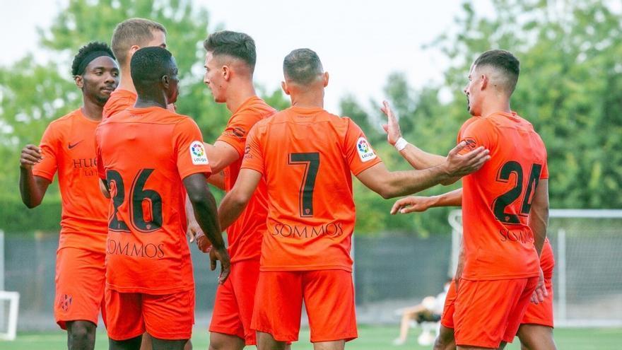 El Huesca logra su primer triunfo veraniego ante el Lleida Esportiu