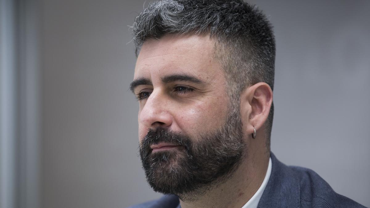 El concejal de València, Pere Fuset