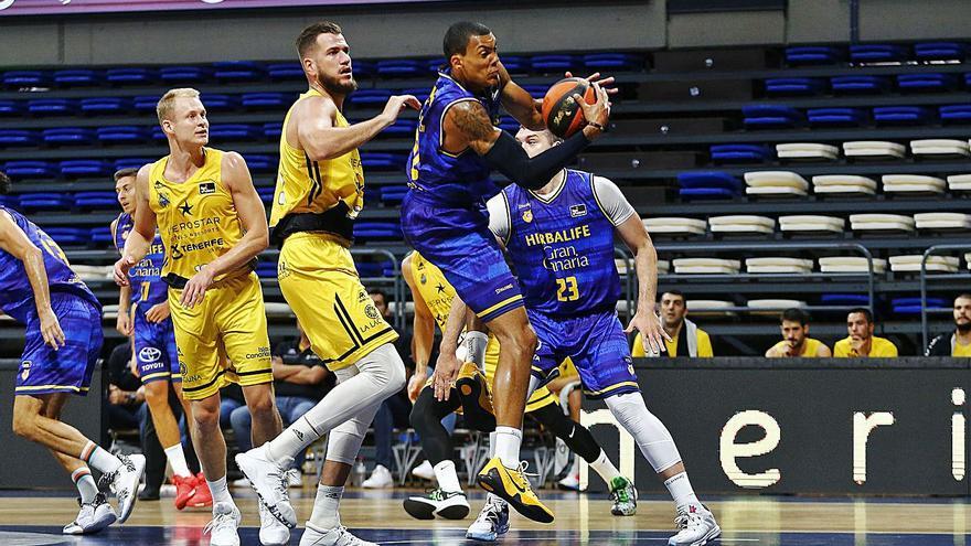 Wiley aterriza en Gran Canaria y está disponible para jugar contra el Andorra
