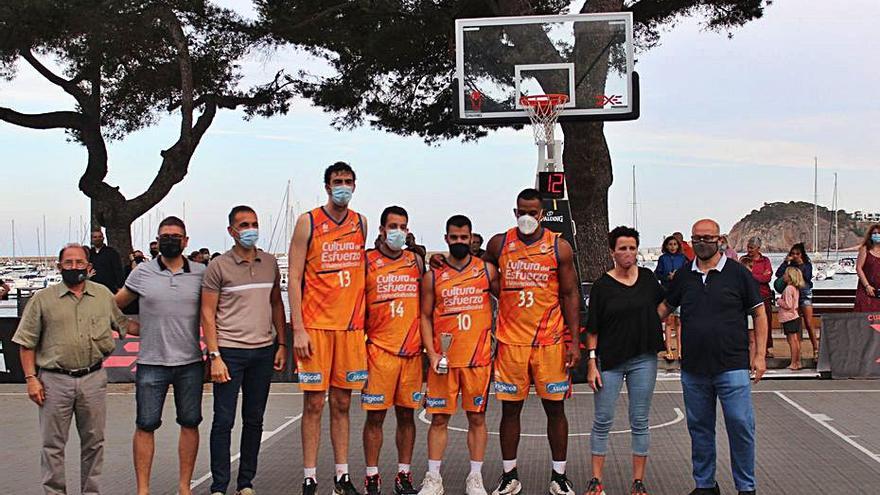 Primera final para el Valencia Basket 3x3