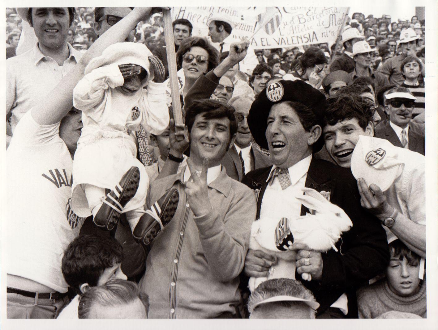 El álbum del 18 de abril de 1971 en Sarrià