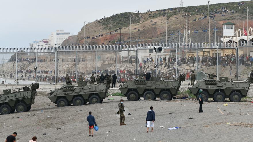 ¿Qué ocurre en Ceuta? Las claves de las relaciones entre España y Marruecos