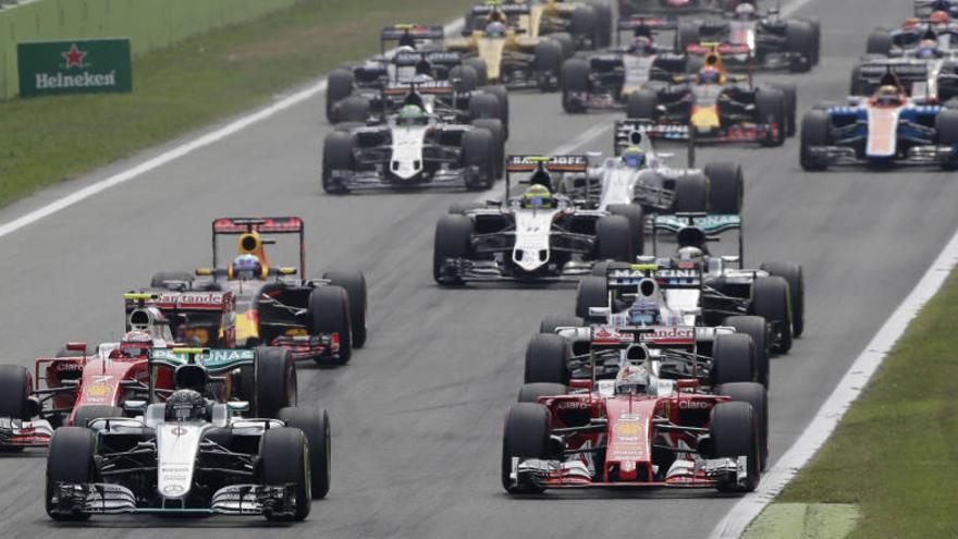 Liberty compra la Fórmula 1 por 4.400 millones de dólares