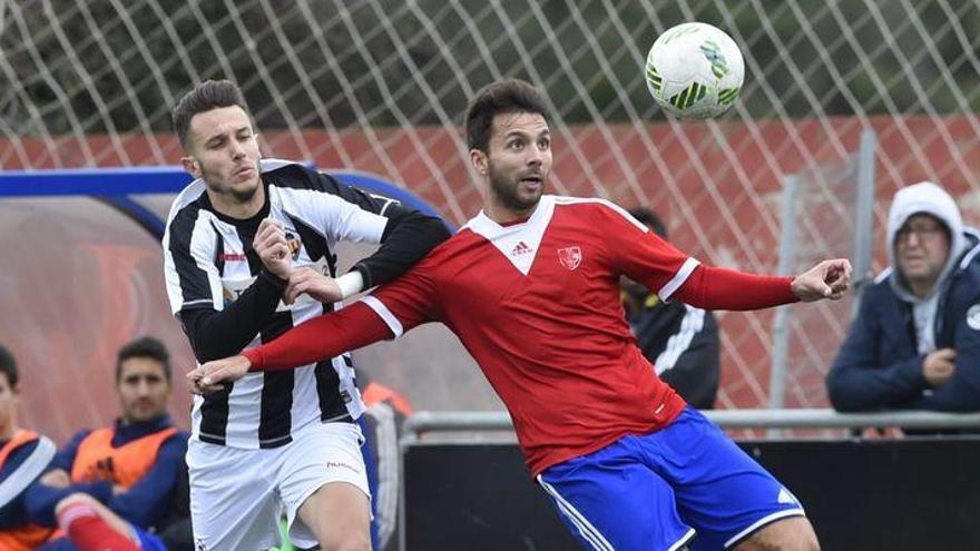 Borriol y Castellón firman las tablas tras un final de infarto (2-2)