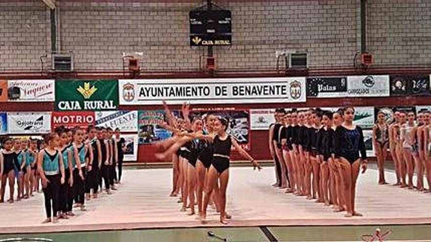 Benavente suspende las actividades deportivas previstas en instalaciones municipales cubiertas