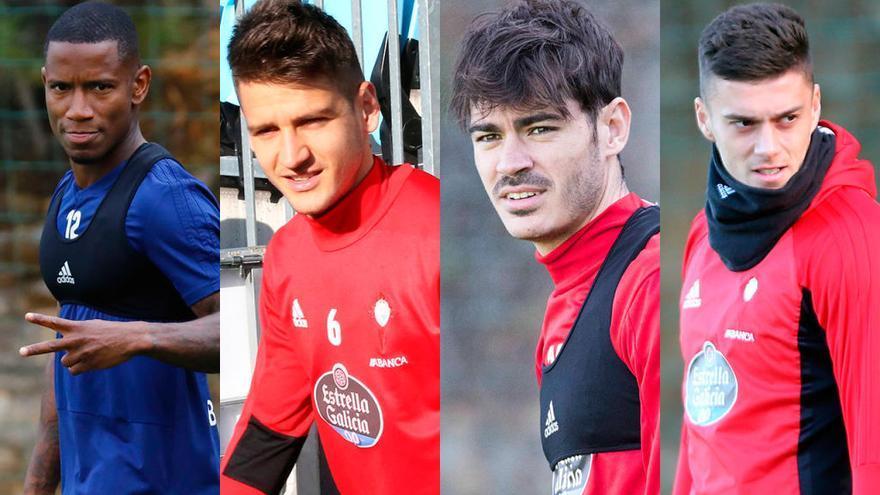 Operación salida en el Celta: los 4 jugadores señalados