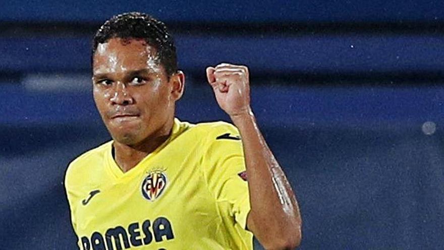 Relacionan a Carlos Bacca con el Valencia CF