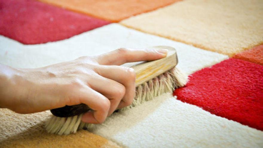 Trucos caseros para limpiar alfombras