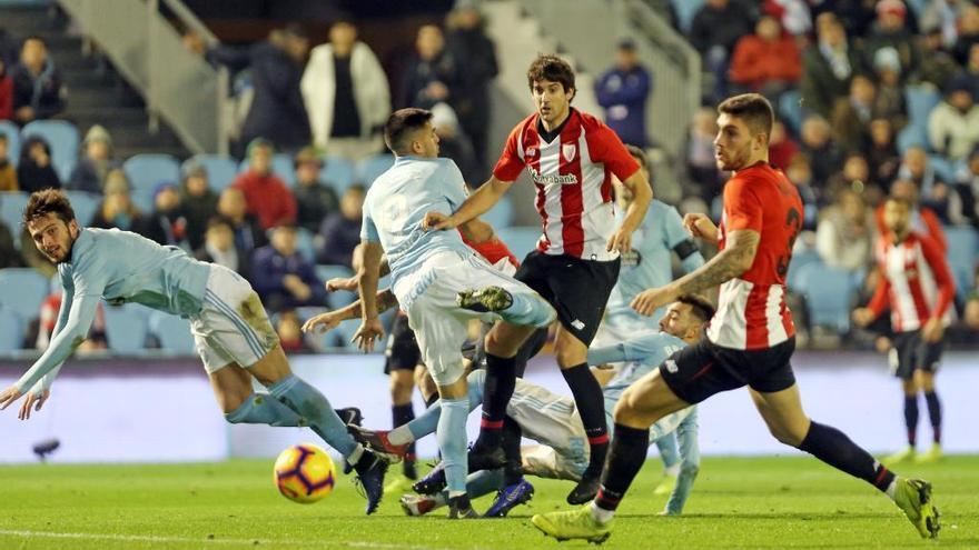 El Celta-Athletic se disputará el domingo 6 de octubre, a las 14.00 horas