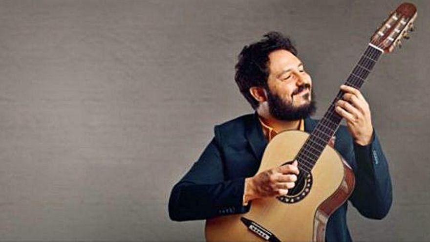 La música de El Kanka llega  el viernes al escenario del Teatro Ramos Carrión de Zamora
