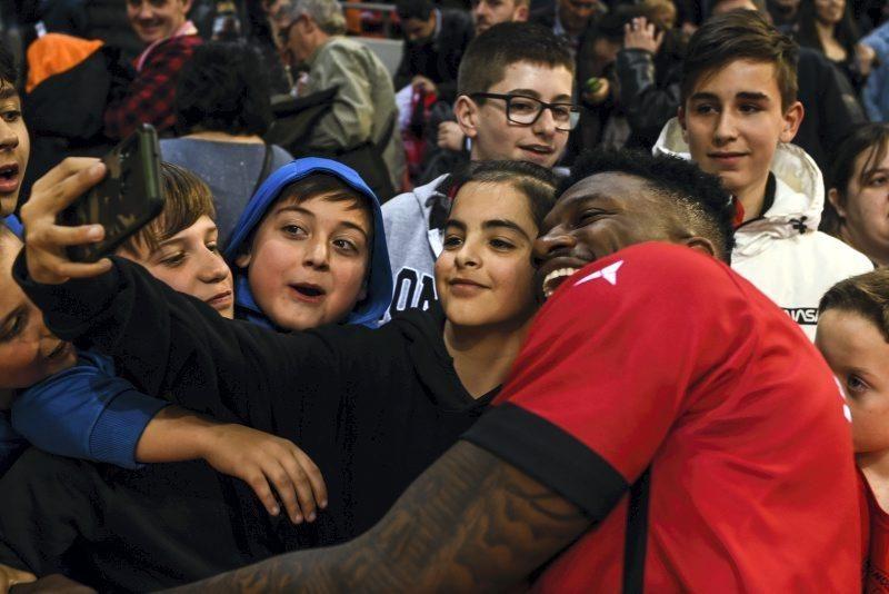 Casademont Zaragoza - Movistar Estudiantes