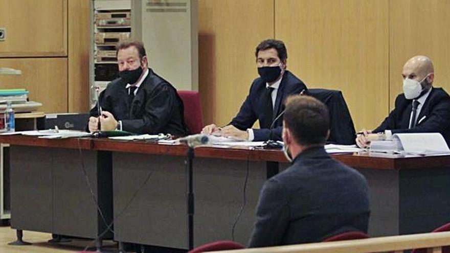 Arranca el juicio por el vídeo sexual de Luna y Sergi Enrich