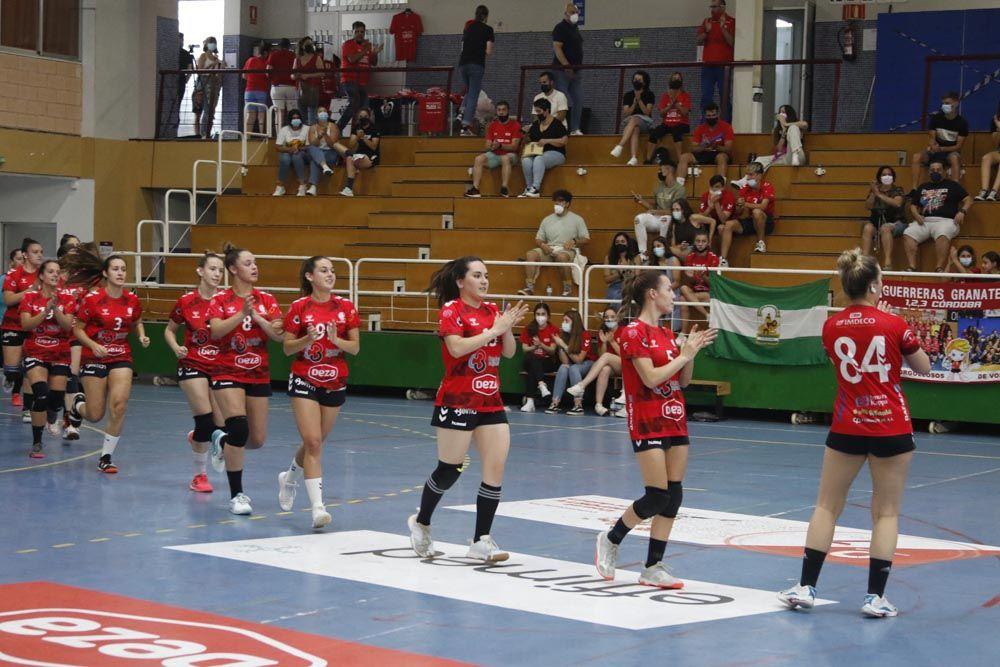 Fase de ascenso a División de Plata femenina: Deza Córdoba Balonmano - Abaranera.