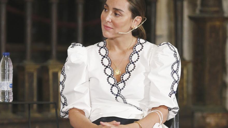 """Tamara Falcó hace planes de futuro con Íñigo Onieva: """"Me encantaría ser mamá, soy súper niñera"""""""