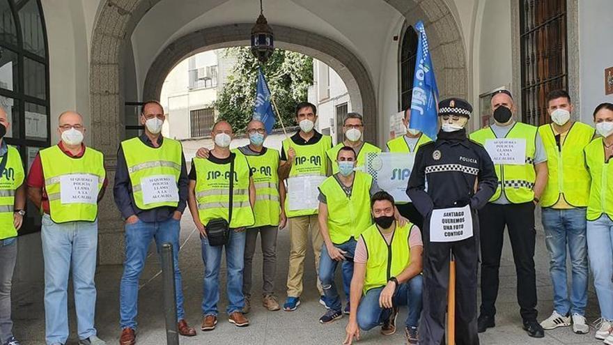 Nace la sección del sindicato independiente de Policía en Pozoblanco