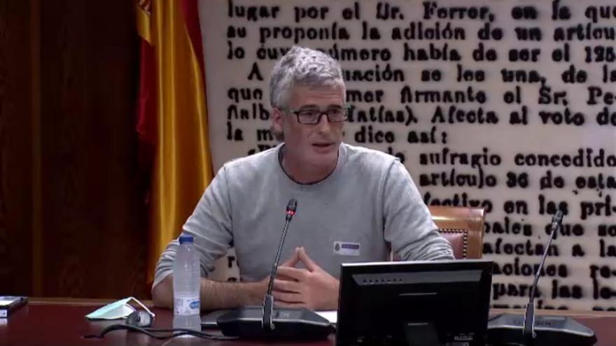 Teruel Existe afirma que  los parques eólicos pueden causar despoblación
