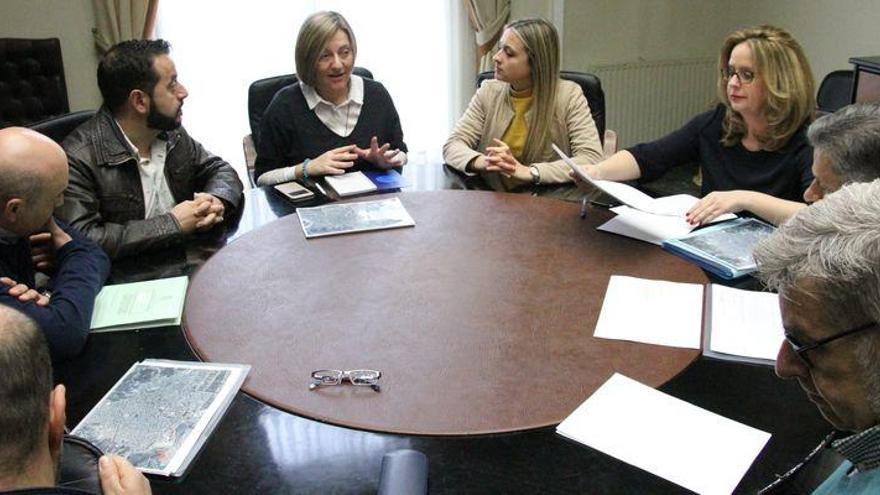 Invertirán 300.00 euros en los grupos Jesús Obrero y La Moleta de La Vall