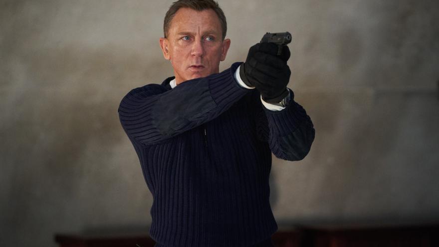 Daniel Craig vuelve a los cines por última vez para dejar el traje de agente 007