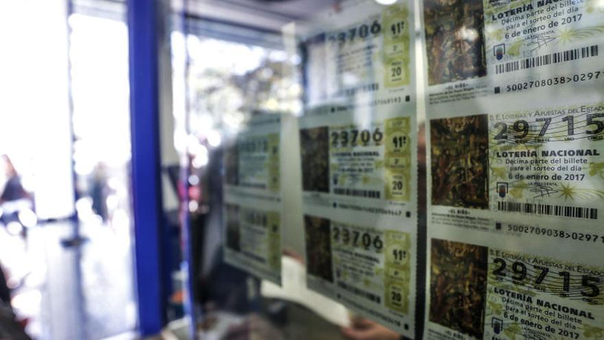 Los malagueños se jugaron casi 290 millones de euros en lotería en 2018
