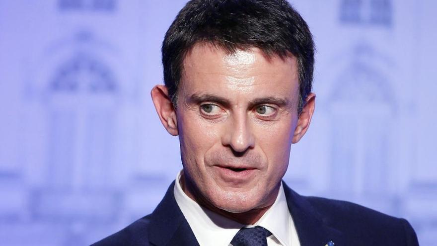 Manuel Valls fa el pas: «sí, soc candidat a la Presidenècia»
