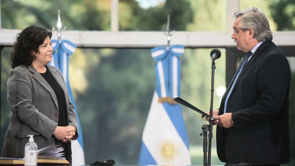 Polémica en Argentina por la vacunación de la élite del país