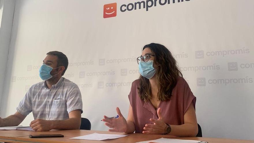 """Compromís sobre la tasa turística: """"No es ninguna sorpresa para el PSPV ni para Ximo Puig"""""""