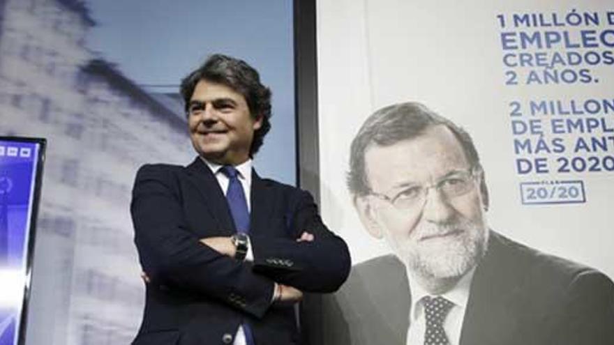 Aznar no participará en la campaña del PP