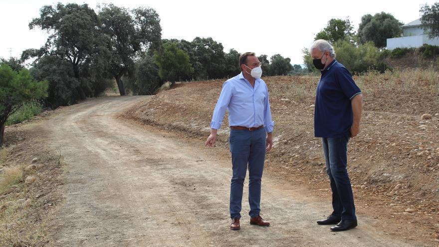 El Ayuntamiento de Villafranca inicia un plan de arreglo de caminos públicos