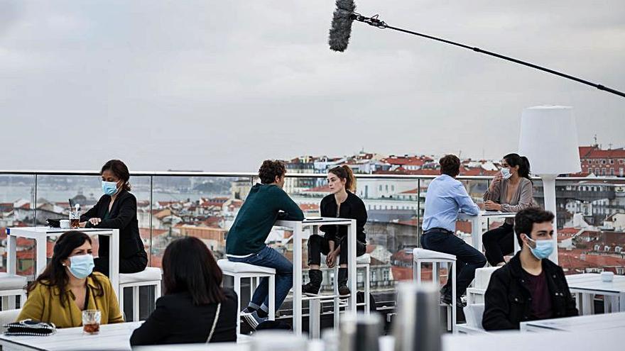 'Auga Seca', primeira serie en galego aspirante aos Premios Platino