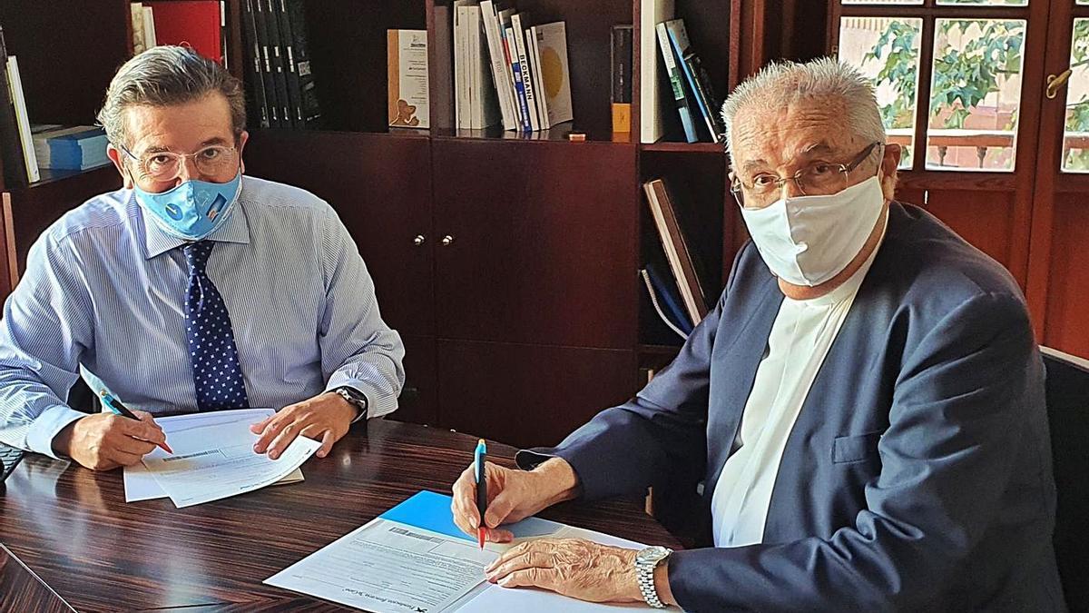 """Fundación """"la Caixa"""" colabora con el comedor social de Santo Domingo"""