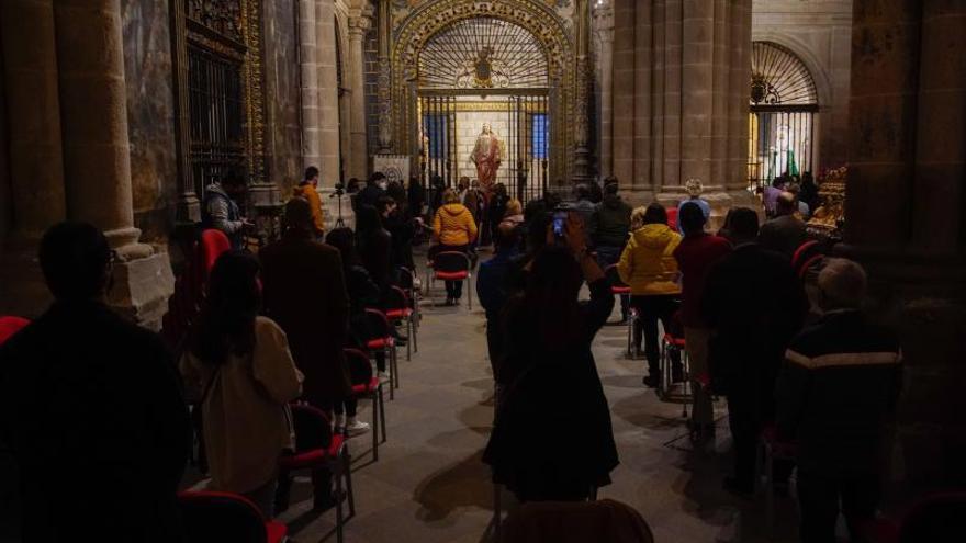 Luz y Vida de Zamora: El recuerdo a los ausentes