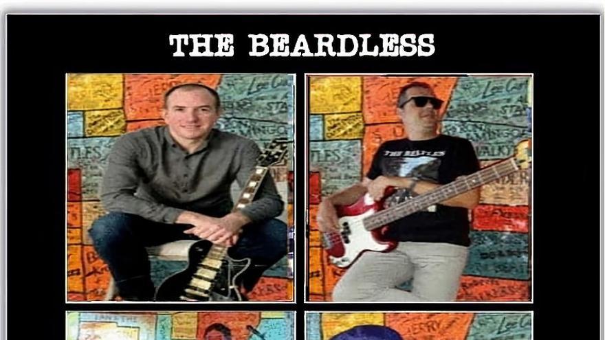 The Beardless - Beatles tribute