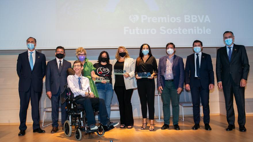 Así fue la tercera edición de los Premios BBVA Futuro Sostenible
