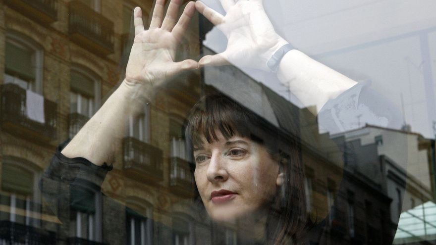 """Marina Abramović, la gran artista de la performance, premio """"Princesa de Asturias"""" de las Artes 2021"""