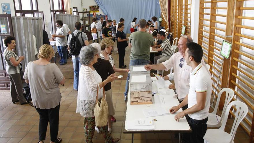 FOTOGALERÍA / Los cordobeses votan