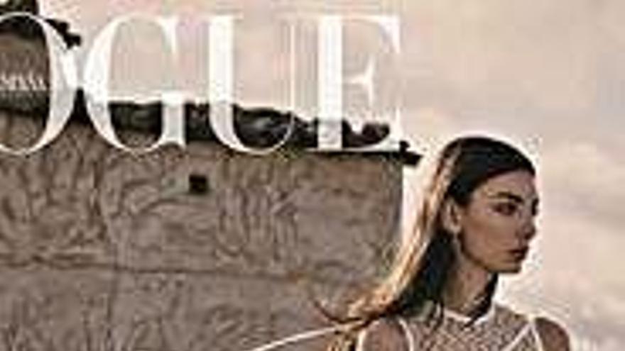 Villarrín, escenario para lo último en moda de alta costura en Vogue