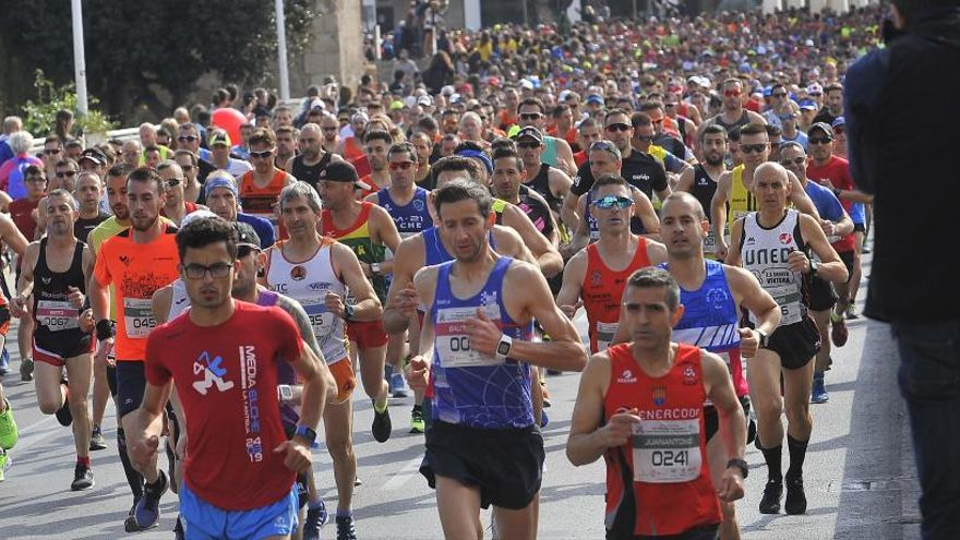 El Medio Maratón de Elche se aplaza a octubre y el Duatlón de Torrevieja al 15 de noviembre por el coronavirus