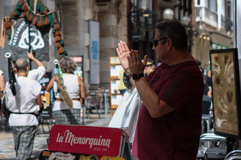 Pasacalles en Cartagena