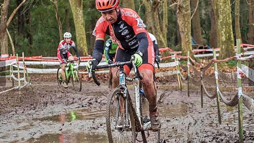 Óscar Valle (Zamora CX) logra el 26º puesto en cadetes en el Campeonato de España de Ciclocross