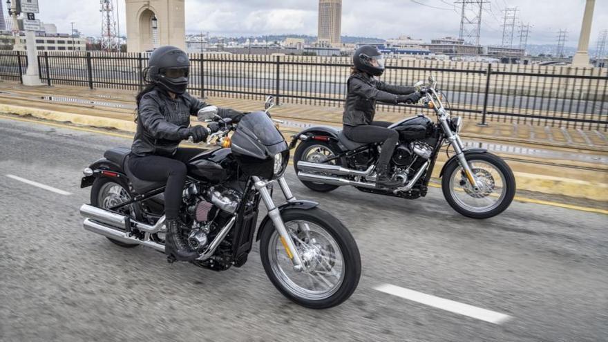 Así es la nueva Harley-Davidson Softail Standard 2020