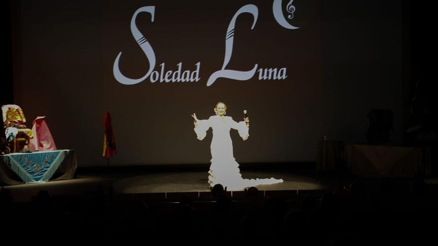 Soledad Luna vuelve a los escenarios en Zamora